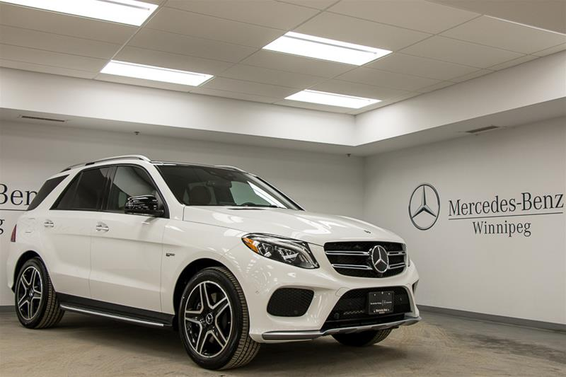 Pre-Owned 2018 Mercedes-Benz GLE43 AMG 4MATIC SUV