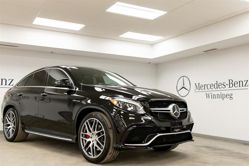 Mercedes Gle Amg >> Certified Pre Owned 2017 Mercedes Benz Gle Gle63 Amg Coupe In