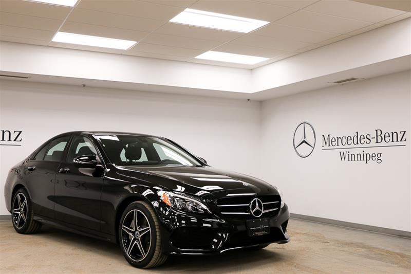 Pre-Owned 2018 Mercedes-Benz C300 4MATIC Sedan