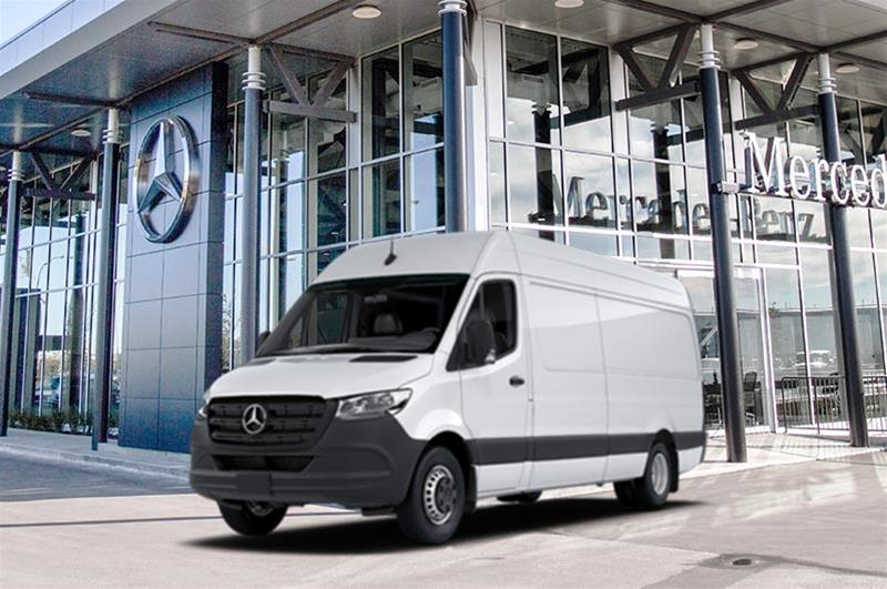 New 2019 Mercedes-Benz Sprinter V6 4500 Cargo 170