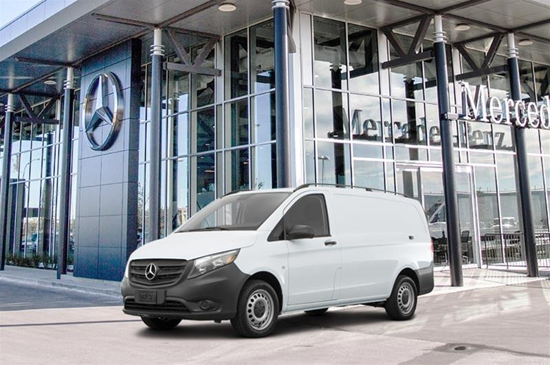 New 2019 Mercedes-Benz Metris Cargo Van 135