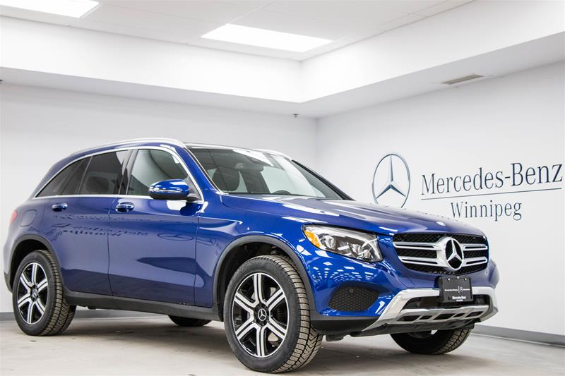 New 2017 Mercedes-Benz GLC GLC300
