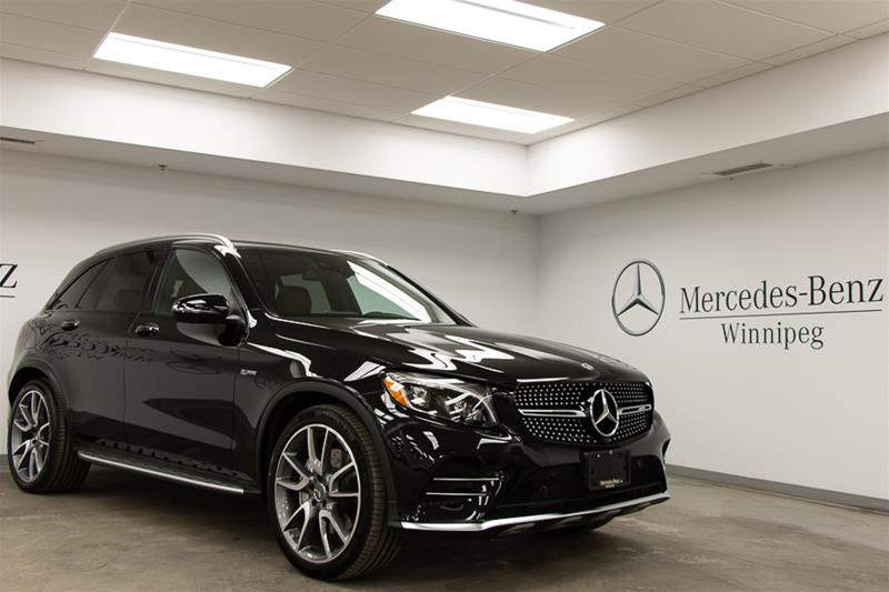 Certified Pre Owned 2018 Mercedes Benz Glc43 Amg 4matic Suv 4matic