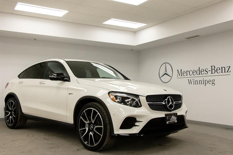 New 2019 Mercedes Benz Glc43 Amg 4matic Coupe 4matic