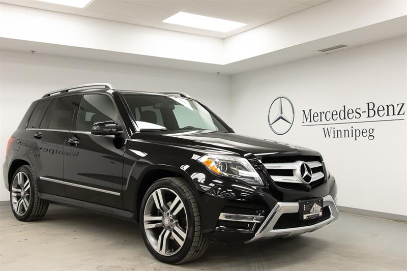 Certified Pre-Owned 2015 Mercedes-Benz GLK250 BlueTEC 4MATIC SUV