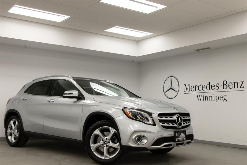 Certified Pre-Owned 2019 Mercedes-Benz GLA250 4MATIC SUV