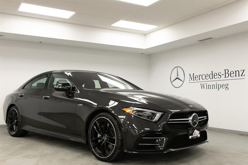 Pre-Owned 2019 Mercedes-Benz CLS53 AMG 4MATIC+ Coupe