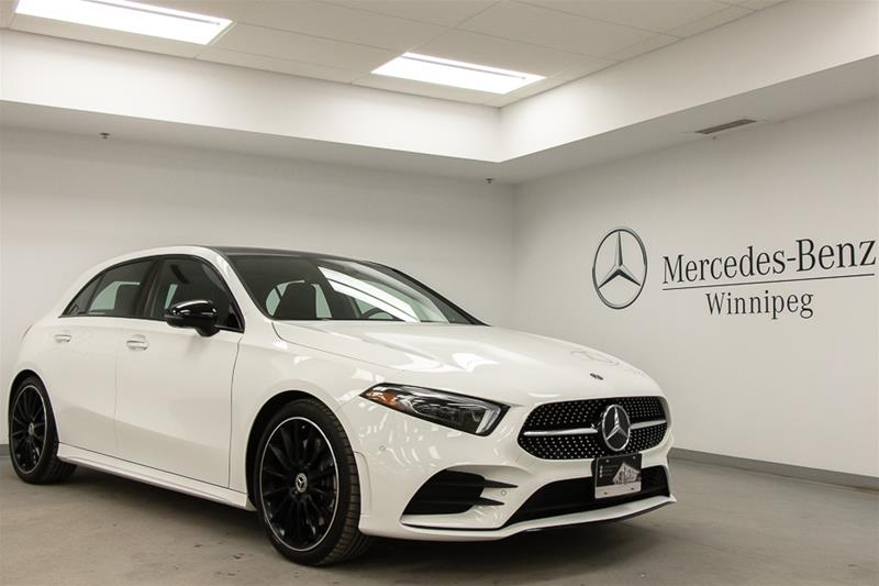 New 2019 Mercedes-Benz A250 4MATIC Hatch