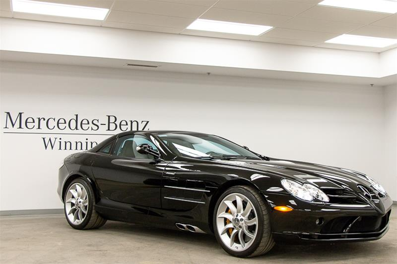 Pre Owned 2006 Mercedes Benz Slr Mclaren Slr 2 Door Coupe In