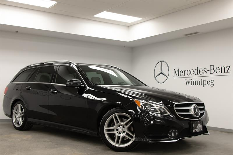 Pre-Owned 2016 Mercedes-Benz E400 4MATIC Wagon