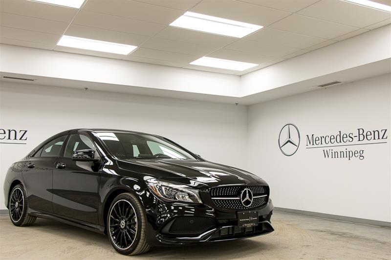 Pre-Owned 2018 Mercedes-Benz CLA250 4MATIC Coupe