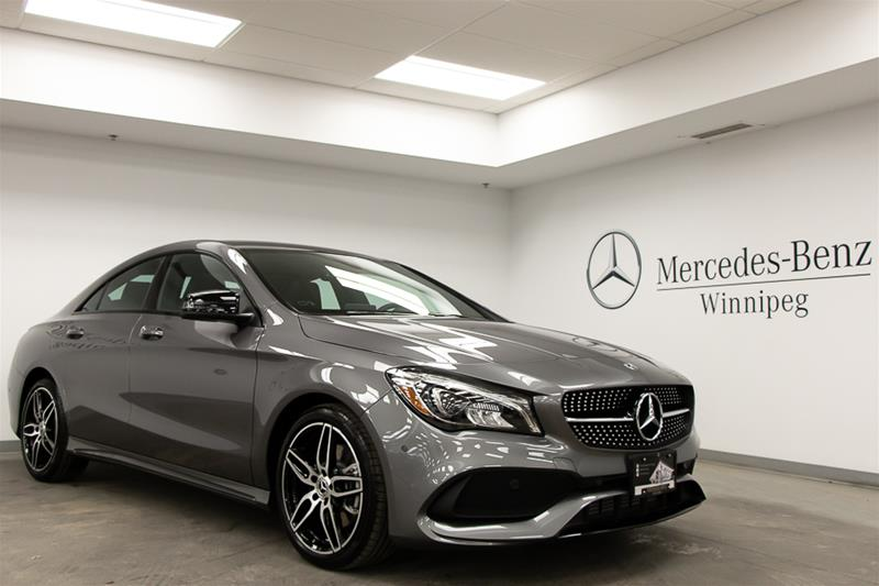 New 2019 Mercedes-Benz CLA CLA
