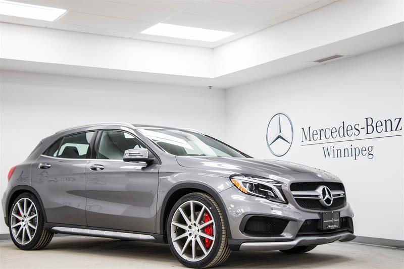 Certified Pre Owned 2017 Mercedes Benz Gla
