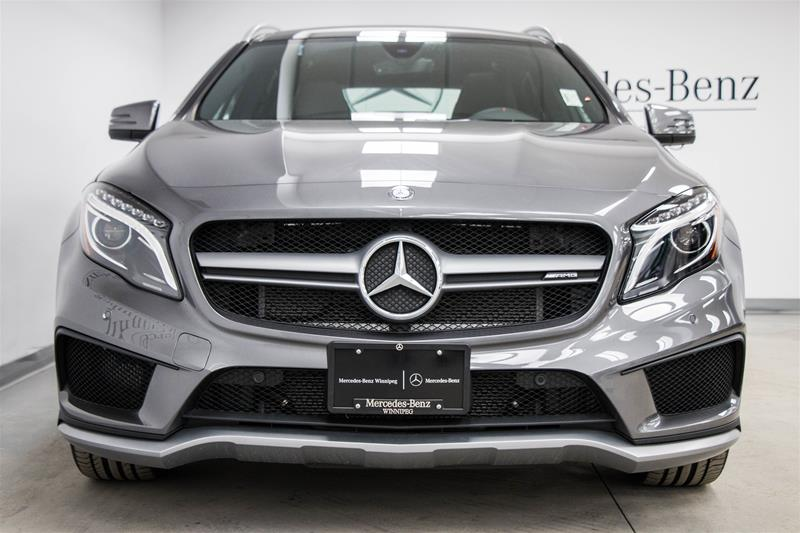 Certified Pre Owned 2017 Mercedes Benz Gla45 Amg 4matic Suv Suv In