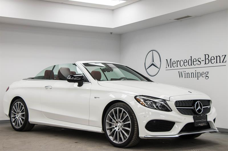 New 2018 mercedes benz c class c43 amg cabriolet in for Mercedes benz c43 amg lease