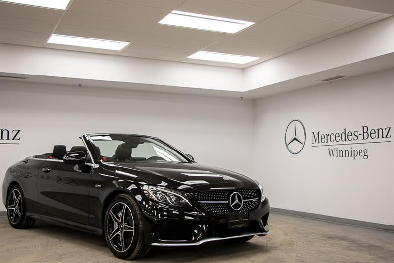 New 2018 mercedes benz c class c43 amg cabriolet in for Mercedes benz c43 amg