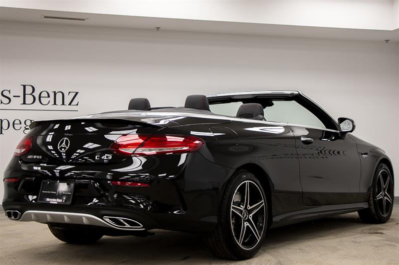 New 2018 Mercedes Benz C Class C43 Amg Cabriolet In