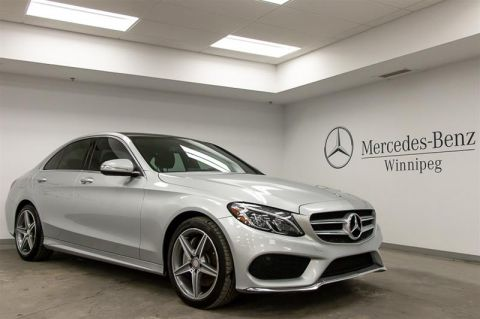 Certified Pre-Owned 2015 Mercedes-Benz C300 C-CLASS