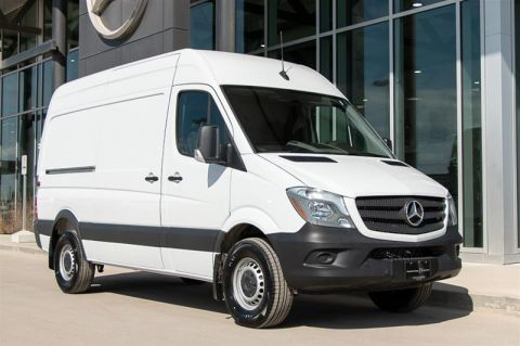 Certified Pre-Owned 2016 Mercedes-Benz Sprinter 2500 Cargo 144 Sprinter 2500 Cargo