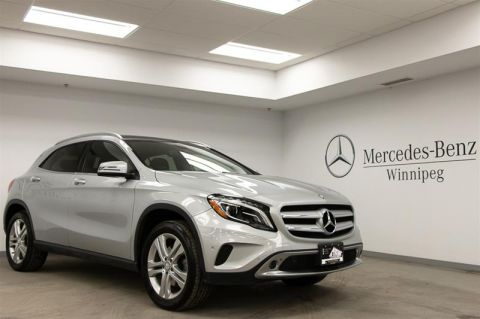 Certified Pre-Owned 2015 Mercedes-Benz GLA250 4MATIC SUV