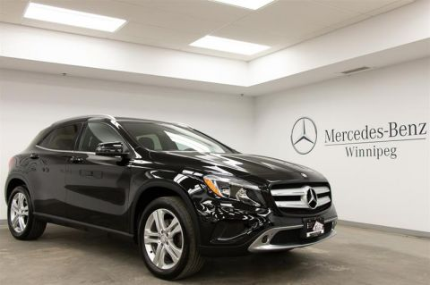 Certified Pre-Owned 2015 Mercedes-Benz GLA250 GLA