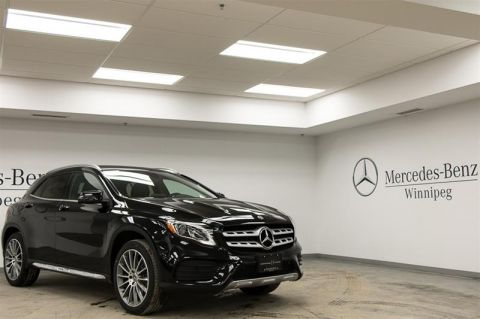 Pre-Owned 2018 Mercedes-Benz GLA250 4MATIC SUV