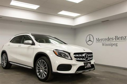 New 2019 Mercedes-Benz GLA250 GLA