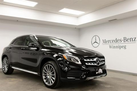 New 2018 Mercedes-Benz GLA250 4MATIC SUV