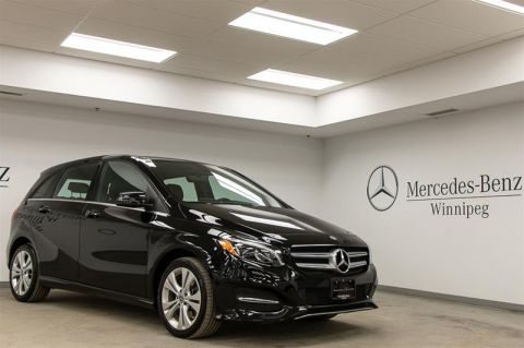 Pre-Owned 2018 Mercedes-Benz B250 4MATIC Sports Tourer