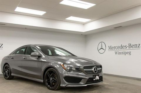 Certified Pre-Owned 2015 Mercedes-Benz CLA250 CLA